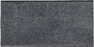 Kleen-Tex(Kleen-Tex)数据线垫黑色/珍珠 30×100cm