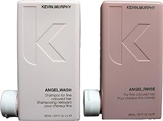 Kevin Murphy Angel 清洗和冲洗组合套装 250 ml/8.45 Fl Oz Liq。 each