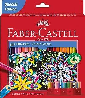 Faber-Castell辉柏嘉 彩色铅笔 60支装