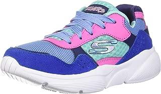 Skechers 斯凯奇 女童 Meridian-charted 运动鞋 蓝色/多色