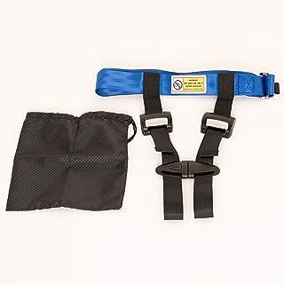 Ebbatot 儿童飞机旅行*带 - 可调节*带 - 飞行时保护*带 - 专业防滑垫保持孩子的位置