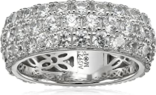 Myia Passiello Colors Swarovski Zirconia Large Stackable Ring