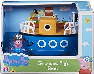 Peppa Pig 玩具车系列公仔和配件 3+ 0 0 多色