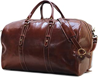 Floto Luggage Venezia Grande Duffle Bag Vecchio brown 均码