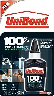 UniBond * 強力膠水瓶 - 50 克 多色 1593891