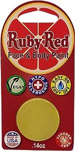 Ruby Red Paint, Inc. 面漆,75ml,栗色 梨 2ml 2M516
