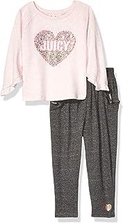 JUICY Couture 女婴2件裤子套装