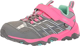Merrell Moab Fst Low A/C 防水运动鞋(小童/大童)