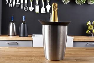 VacuVin梵酷  香槟冰桶 不锈钢 酒具 降温 保温壶