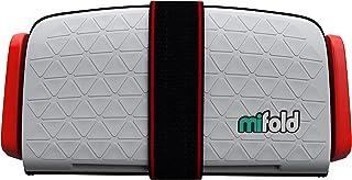 mifold 墓 - and - GO Booster ® 汽车 - 儿童座椅 perlgrau
