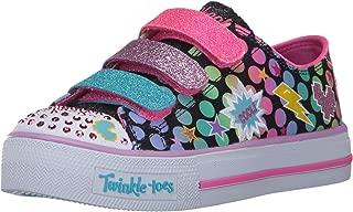 Skechers Shuffles-Poppin' Posse 儿童运动鞋