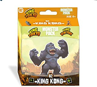 Unbekannt iello 514227 Monsterpack King Kong