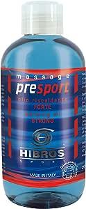 HIBROS Sport Strong PreSport 保温油,200 毫升