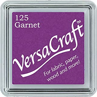 Tsukineko Garnet Versacraft Ink Pad, Purple, Small