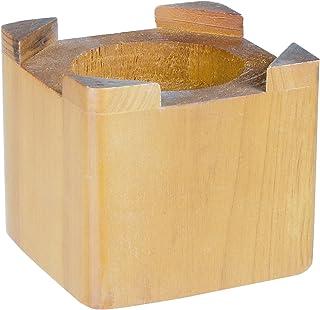 床铺套件硬木 100 x 100 x 100 mm 孔直径 75 mm 钻孔深度 18 mm 4 件套