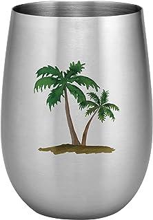 Supreme Housewares 酒杯 棕榈树 Multi-Color 72624