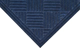 Notrax 151 钻石 CTE 入口垫,适用于家庭或办公室,56.68 厘米 X 91.44 厘米 蓝色