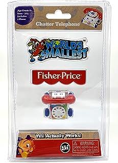 World's Smallest 费雪 经典款 闲聊电话
