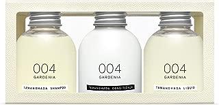 TAMANOHADA 004 梔子香 洗發水 護發素 沐浴液 洗護沐套裝