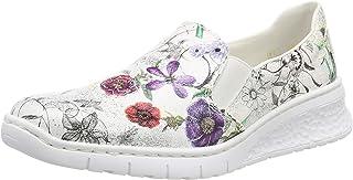 Rieker 58166-90 女士乐福鞋