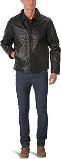 SCHOTT 男式 lc9800束口普通或 unicolor 长袖外套