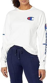 Champion LIFE 女式原创 T 恤-3 色写字母
