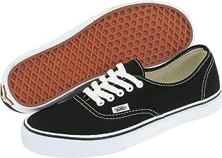 VANS 中性款正品滑板鞋 黑色 15 D(M) US