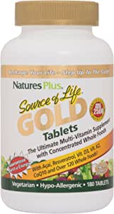 Source of Life GOLD Tablets - 180 - Tablet