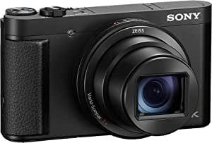 Sony 索尼 DSC-HX99 紧凑数型 18.2 MP 相机,带 24-720 mm Zoom,4K 和触摸板 - 黑色