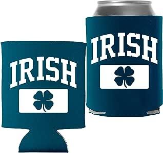 IRISH Athletic - 爱尔兰饮水圣帕特里克节酷炫可以包裹冷藏 Spruce 1 Pc. unknown