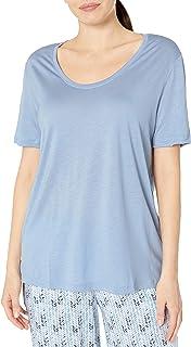 HANRO 女士平衡短袖衬衫