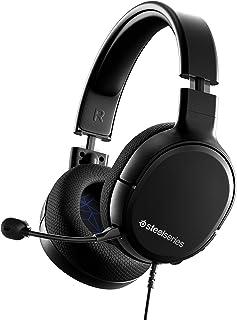 SteelSeries 赛睿 Arctis 1 有线游戏耳机 Playstation 4 Wired