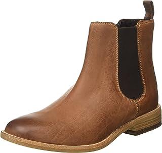 Clarks 女式 maypearl Nala Chelsea 靴子