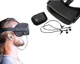 Kaizen Spirit VR 耳机 | 与 Oculus Quest 兼容 | 作为 Oculus Quest 耳机,Oculus Quest 耳塞 | Oculus Quest 配件