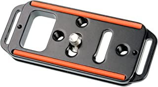 PX3 ProMediaGear Arca-Swiss Type Universal Plate 3inch Long - Camera or Lens Plate