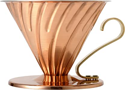 好璃奥 Hario V60 Copper Dripper