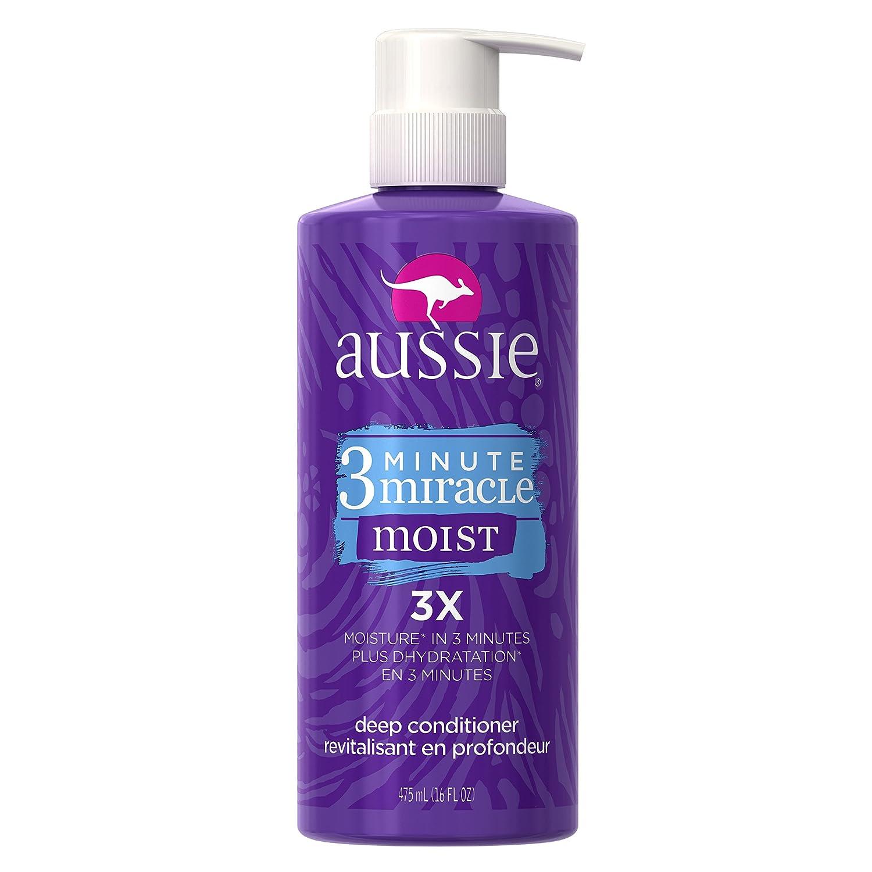 AUSSIE 三分钟奇迹保湿露深度护发素
