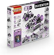 Engino Build 30 Adventure Models Bulding Kit