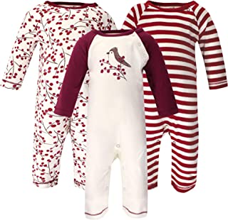Touched by Nature Baby-Boys Organic Moose Romper