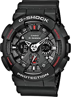 Casio X-L CombiGA120-1A analog-digital 黑色 2351556 sport-watches