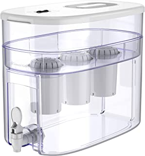 Countertop 碱性滤水器 白色 3F