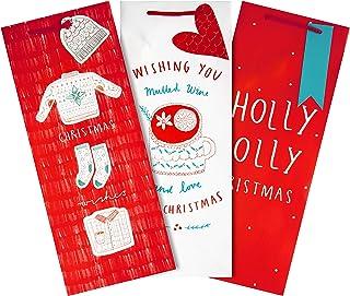 Hallmark 圣诞礼物袋
