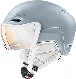 Uvex Unisex - Adults, hlmt 700 Visor Ski Helmet