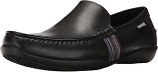 Mephisto Idris 男士一脚蹬乐福鞋 Black Winch 7.5 M US