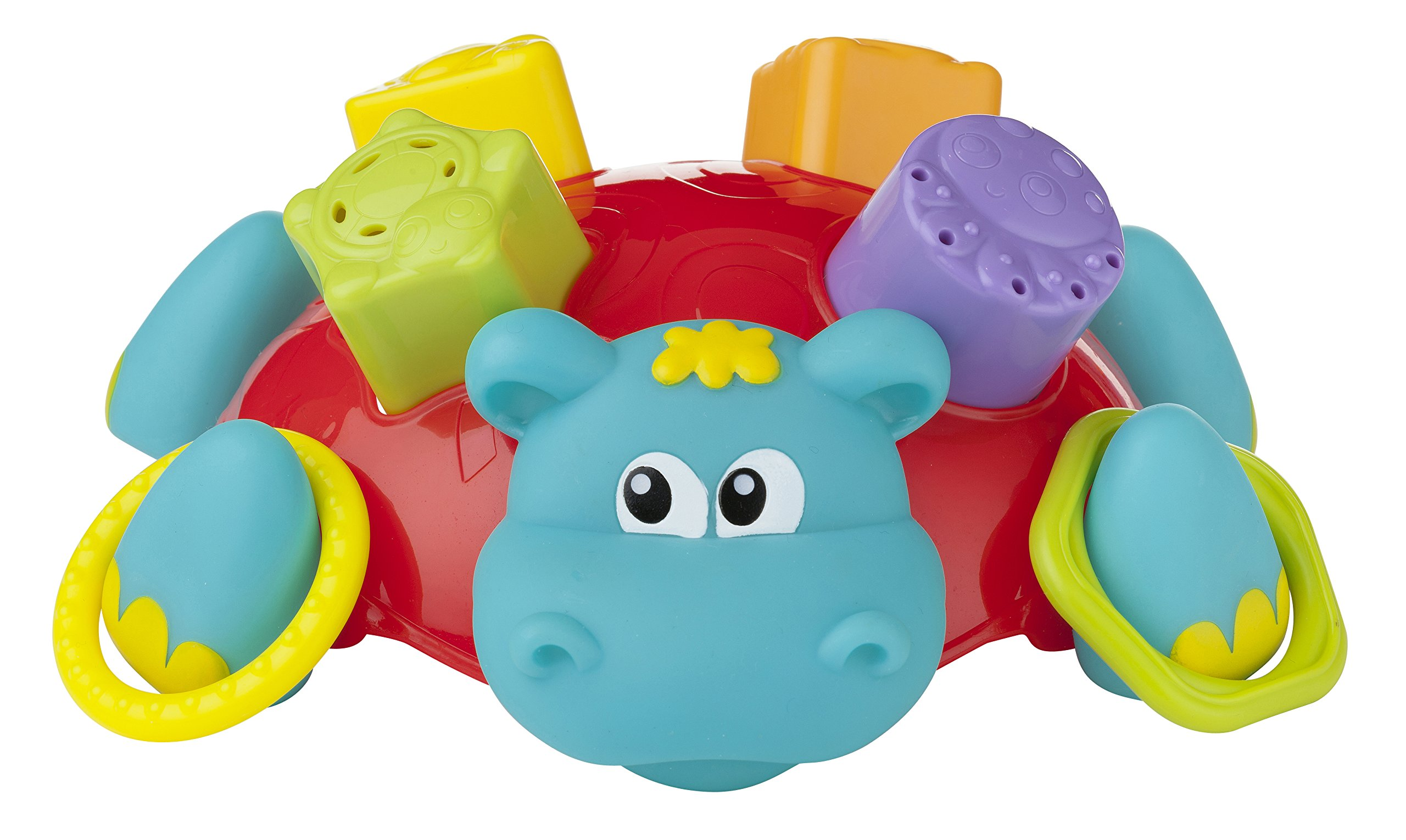 Playgro 0186575分类 N ' STACK 浮动河马宝宝用品