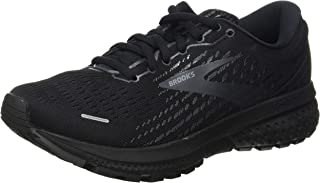 Brooks 缓震系列 女式 Ghost 13 跑鞋, Black/Black, 10 UK Wide
