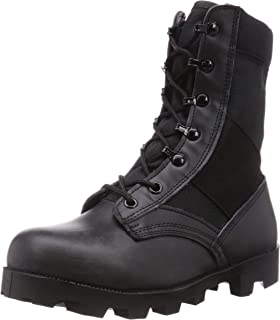 [罗斯科] 攀登靴、军靴 G.I. Type Black H.W. Nylon Speedlace Jungle Boots (5090 宽)