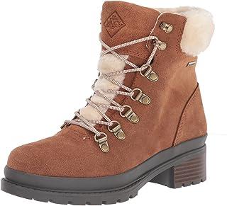 Muck Boot 女式 Alpine 防水麂皮靴