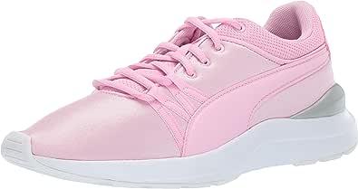 PUMA 彪马 中性 儿童 Adela 运动鞋 Pale Pink-pale Pink 1 Little Kid
