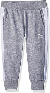 PUMA 彪马 女童 ARCHIVE 标志 T7 卡普里裤